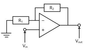 非反転増幅回路