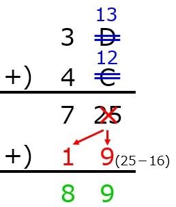 3D+4C