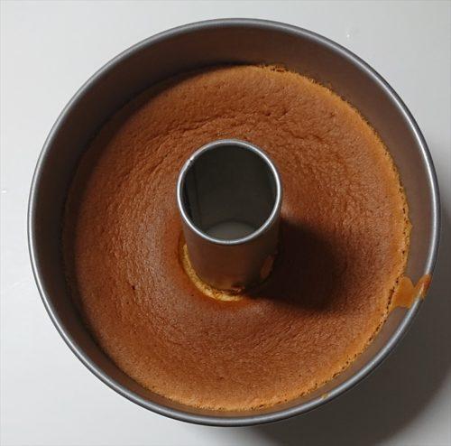 シフォンケーキ作り方5